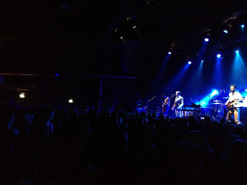 Two Door Cinema Club, Amager Bio