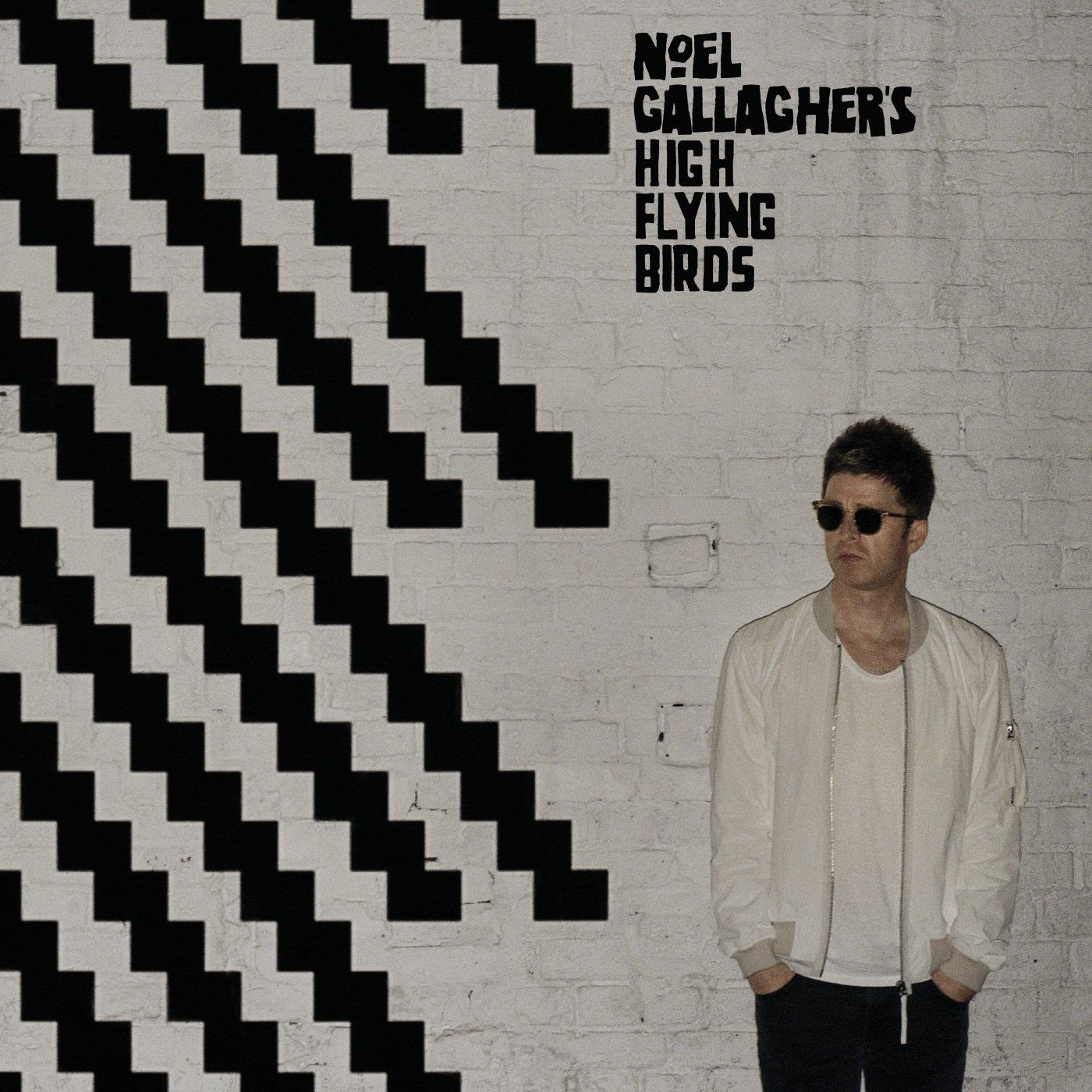 Cover'et til Noel Gallagher's High Flying Birds - Chasing Yesterday (2015)