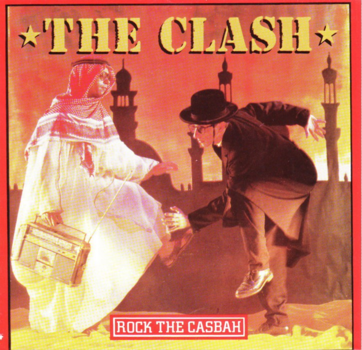 The Clash - Rock The Casbah cover
