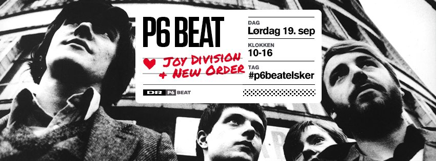 P6 Beat elsker Joy Division og New Order
